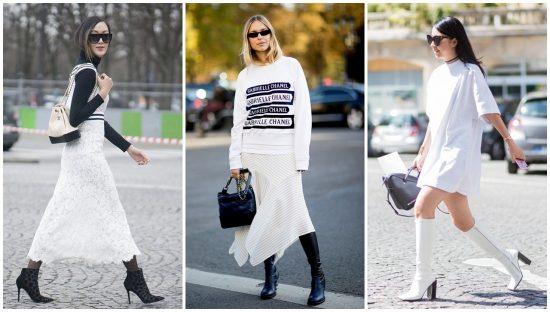 6ae5745bfc47 White Christmas  Πώς θα φορέσετε το λευκό στις γιορτές