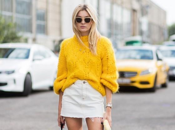 Εάν ανυπομονείτε να φορέσετε κάτι το χειμώνα αυτό είναι το πουλόβερ σας.  Μόλις πιάσουν τα πρώτα κρύα και τα τσουχτερά πρωινά 7329f6af641