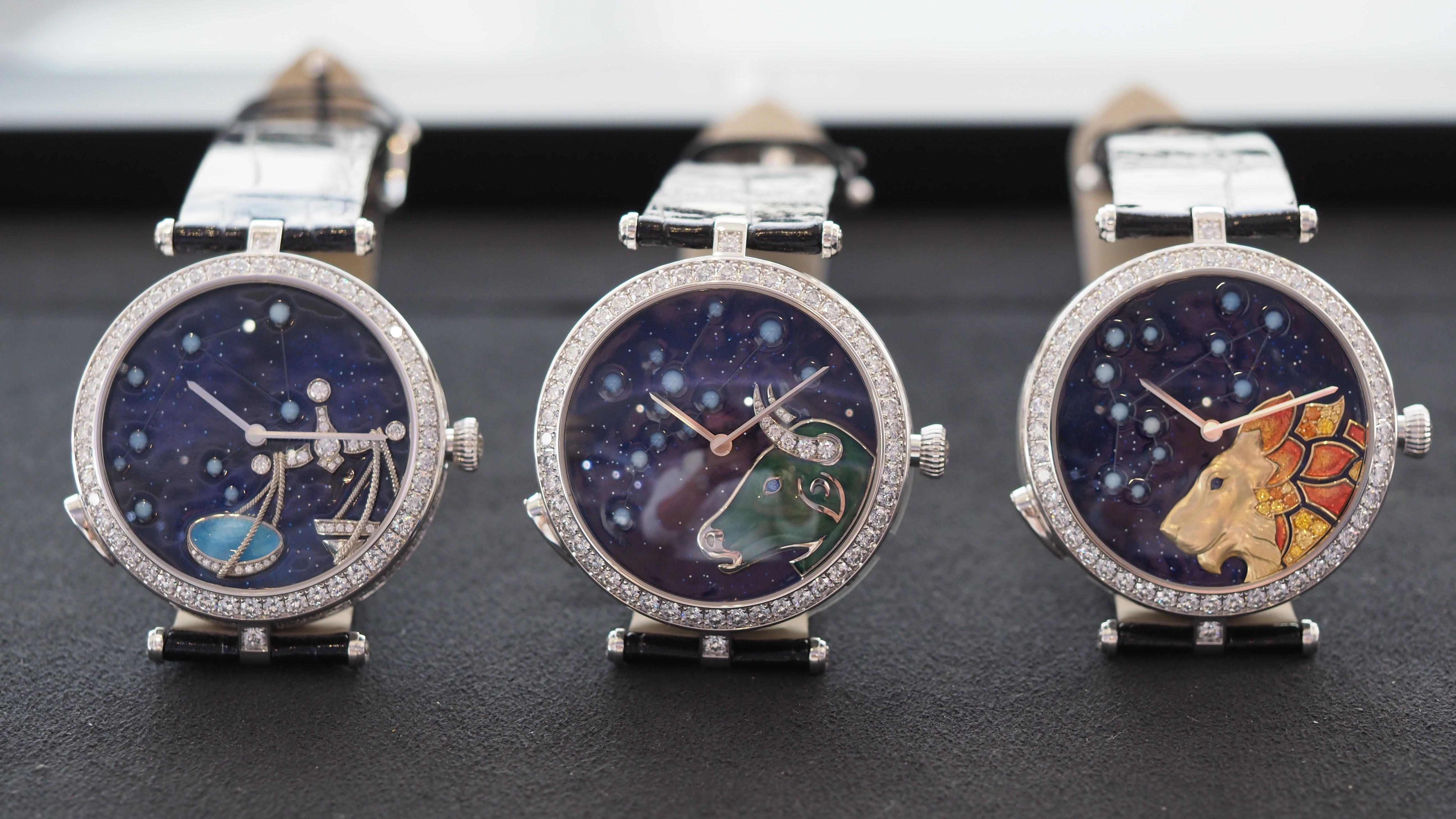 Η Van Cleef   Arpels είναι μία εταιρεία άξια θαυμασμού αν δει κανείς τον  τρόπο με τον οποίο καταφέρνει να προβάλει το αφήγημα ενός ρολογιού για να  πουλήσει ... 2634824f946