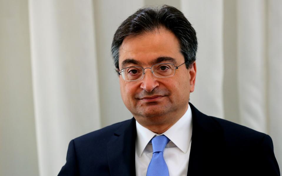 Φωκίων Καραβίας, CEO Eurobank