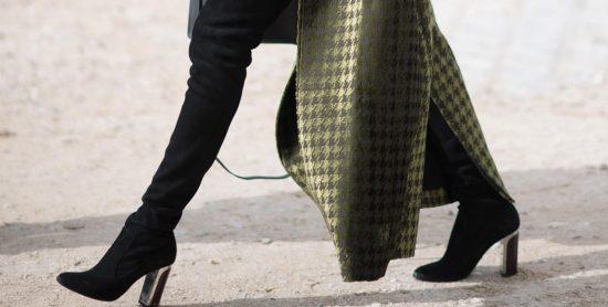 109ee0f82ee 6 τρόποι να φορέσετε τις πιο hot μπότες της σεζόν