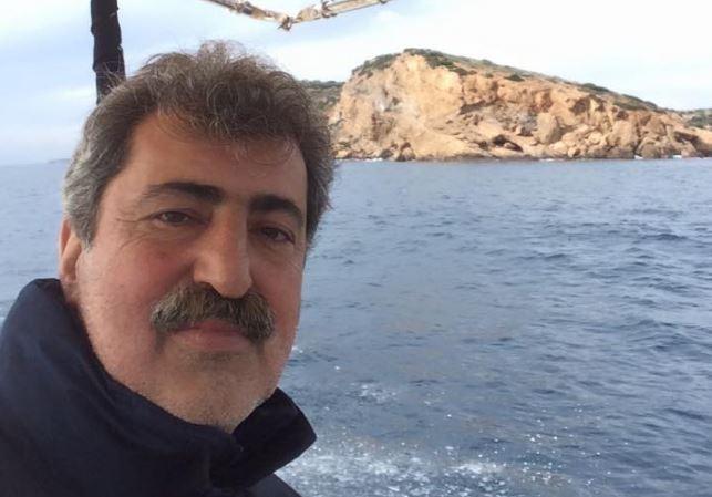 Παύλος Πολάκης. Αναπληρωτής υπουργός Υγείας