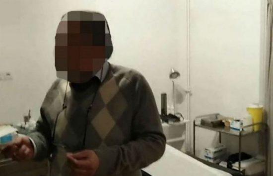 dc19da5ad7 Χαστούκια κι απειλές σε γιατρό από τον Ρουβίκωνα για φακελάκι (video)