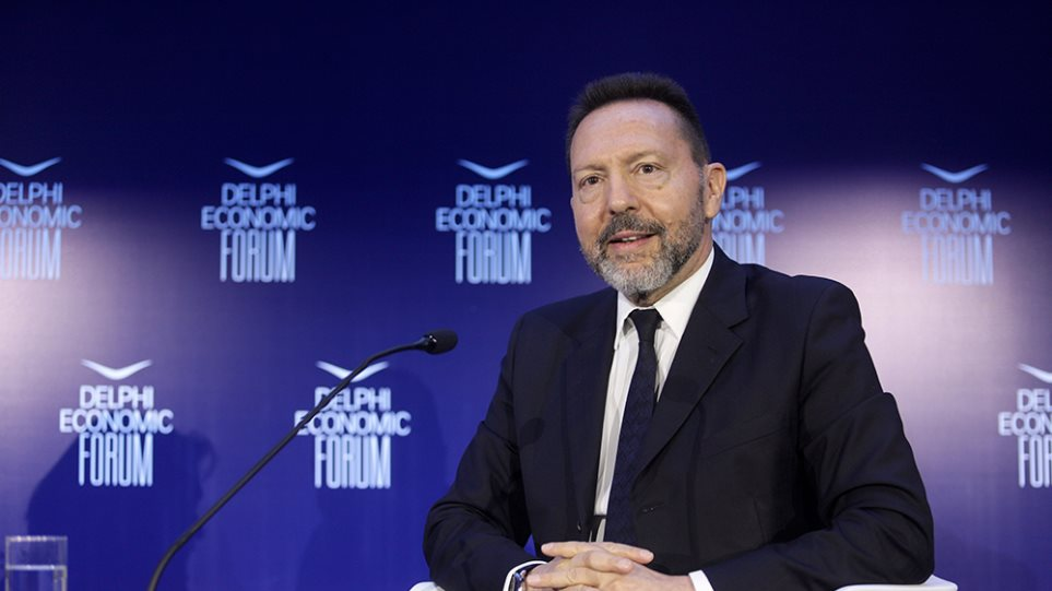 Γιάννης Στουρνάρας. Διοικητής Τράπεζας Ελλάδας