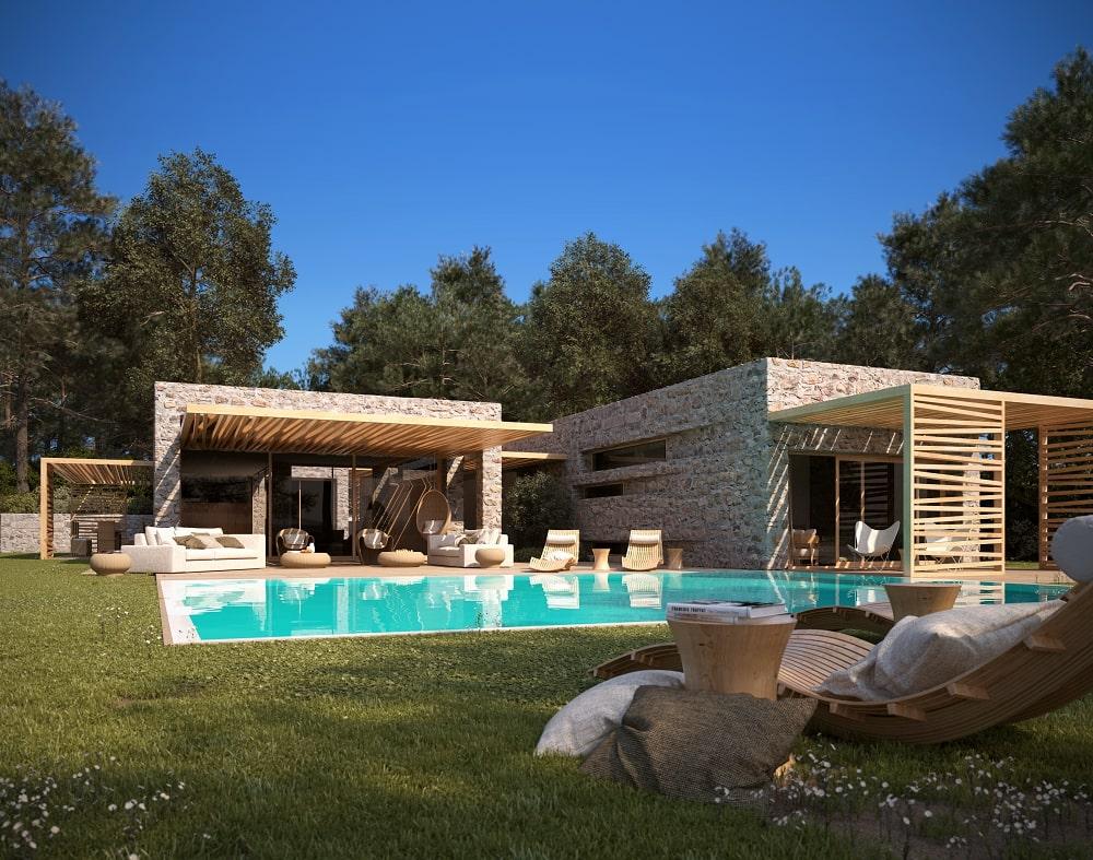 Golf Front Villa, Costa Navarino
