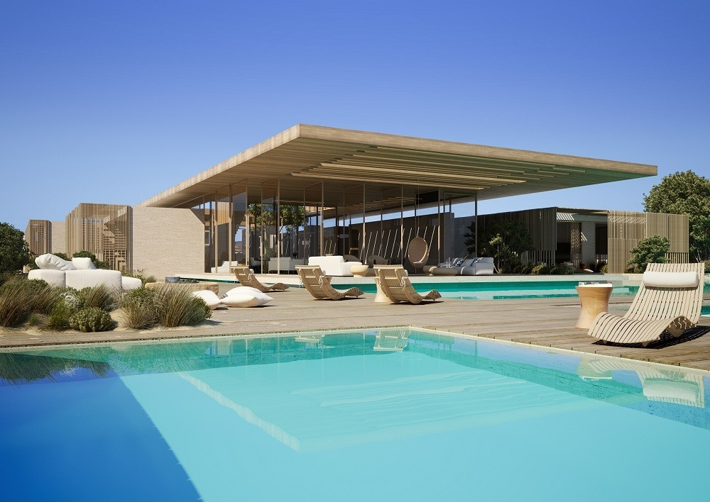 Beach Front Villa, Costa Navarino