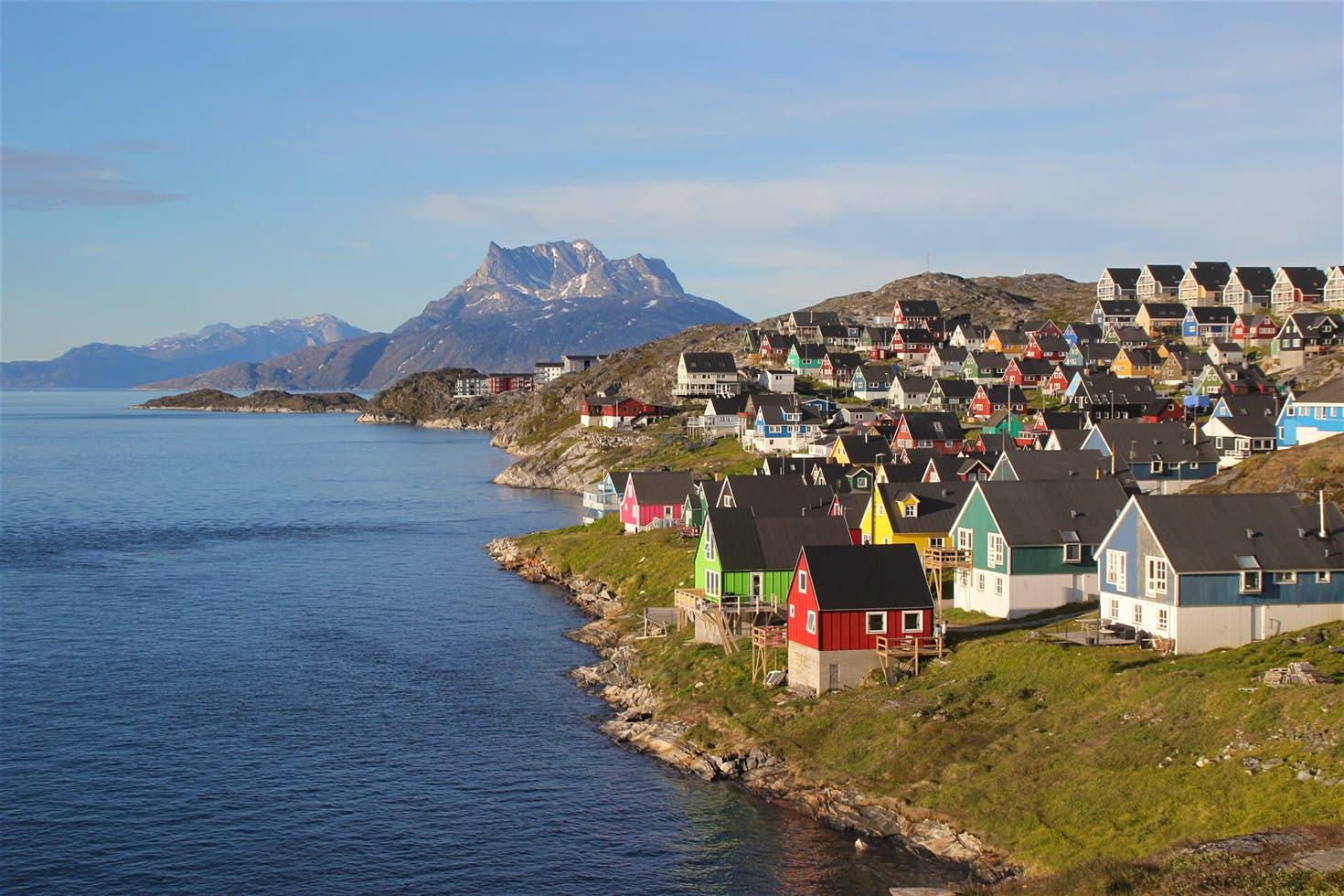 Γελούν στην Δανία: Δεν πωλείται η Γροιλανδία, απαντούν στον Τραμπ   mononews