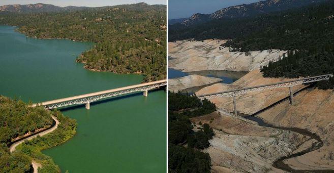 Κλιματική αλλαγή: 17 συγκλονιστικές φωτογραφίες από το χθες και το σήμερα  αποκαλύπτουν την καταστροφή | mononews