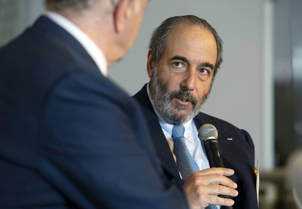 Peter Livanos- Πρόεδρος Gaslog