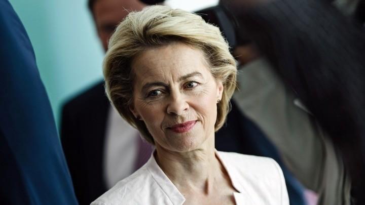 Ούρσουλα φον ντερ Λάιεν, Πρόεδρος της Κομισι