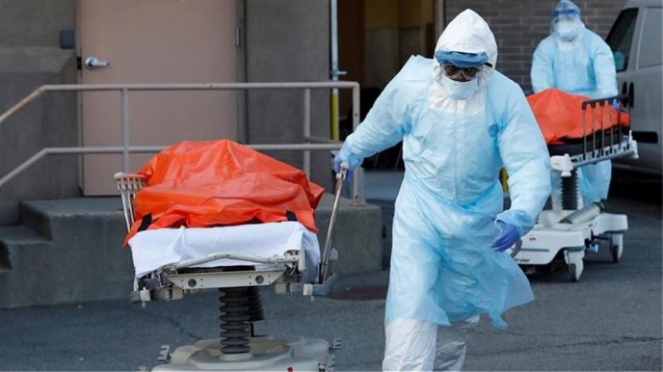 Προειδοποίηση σοκ: Την «Μεγάλη» πανδημία δεν την ζήσαμε ακόμα ...