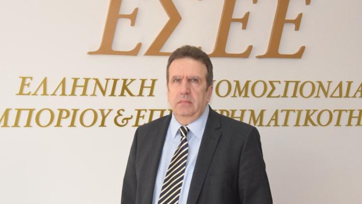 Γιώργος Καρανίκας, ΕΣΕΕ