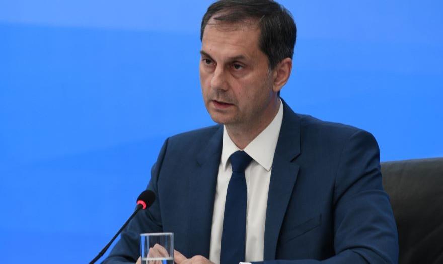 Χάρης Θεοχάρης, υπουργός Τουρισμού