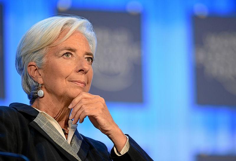 Κριστίν Λαγκάρντ: Περιορισμένη η έκθεση της ευρωζώνης σε ενδεχόμενη πτώχευση της Evergrande