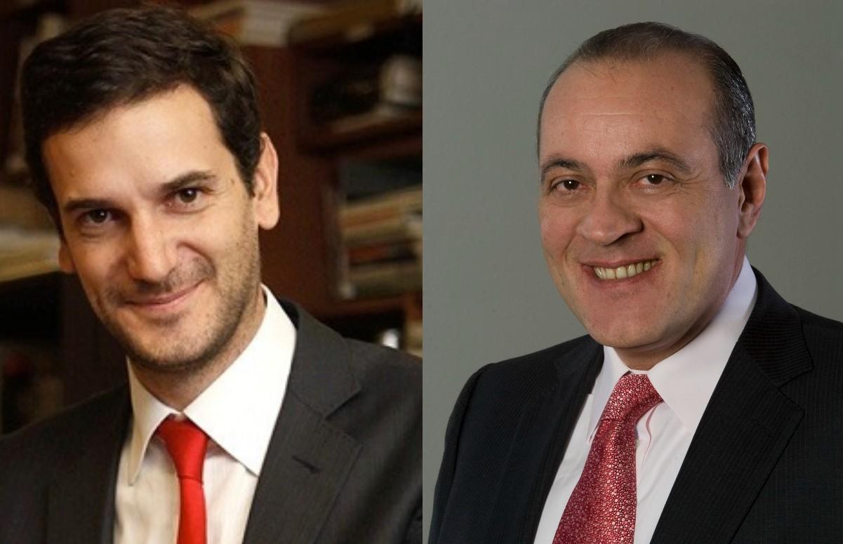 Αλέξανδρος Κίκιζας - Δημήτρης Δασκαλόπουλος