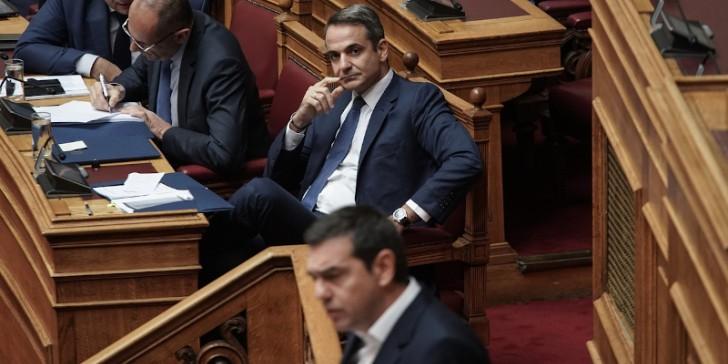 Δημοσκόπηση GPO: 10 μονάδες μπροστά η ΝΔ από τον ΣΥΡΙΖΑ