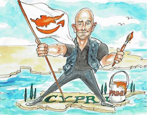 amazon buys Cyprus