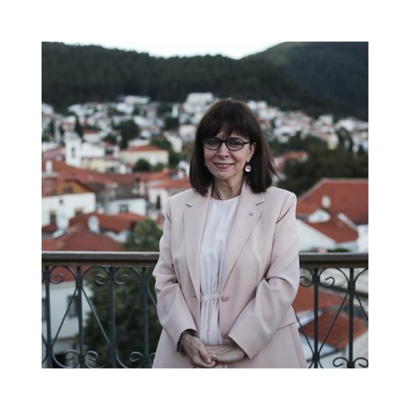 Κατερίνα Σακελλαροπούλου: Τα 6 βιβλία που ξεχώρισε το 2020