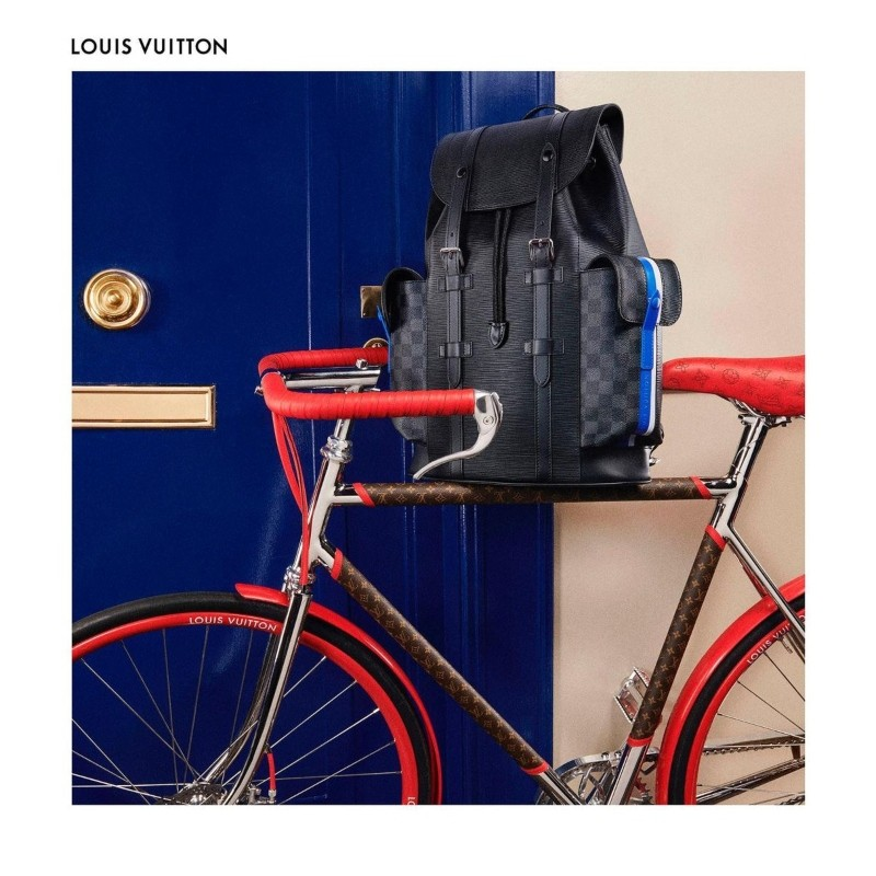 Louis Vuitton: Λανσάρει τη νέα συλλογή με πολυτελή ποδήλατα σε συνεργασία με τη Maison Tamboite