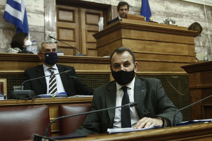 Νίκος Παναγιωτόπουλος ΥΠΕΘΑ
