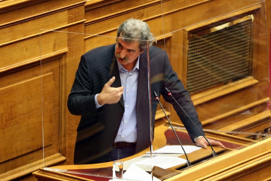Παύλος Πολάκης ΣΥΡΙΖΑ