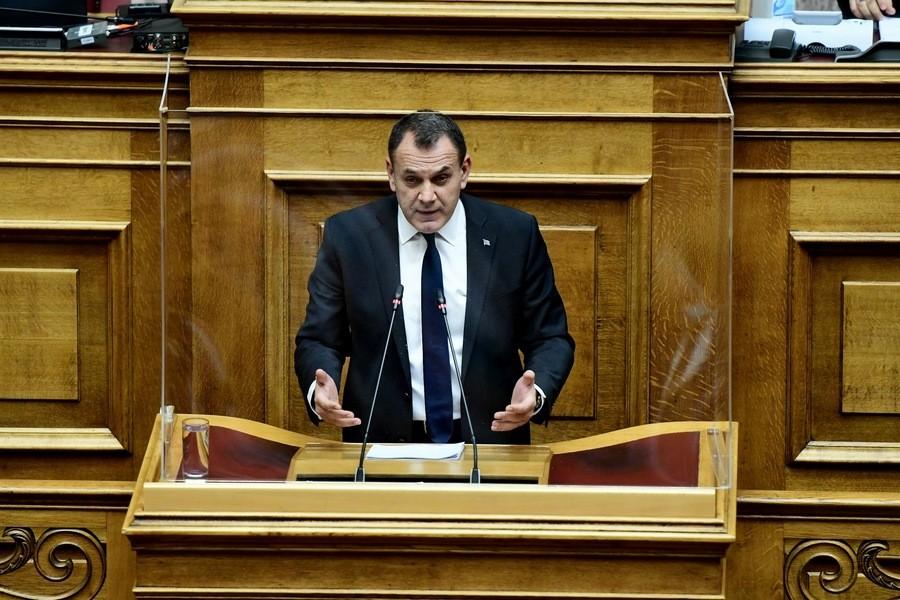 Νίκος Παναγιωτόπουλος (πηγή: ΑΠΕ-ΜΠΕ)