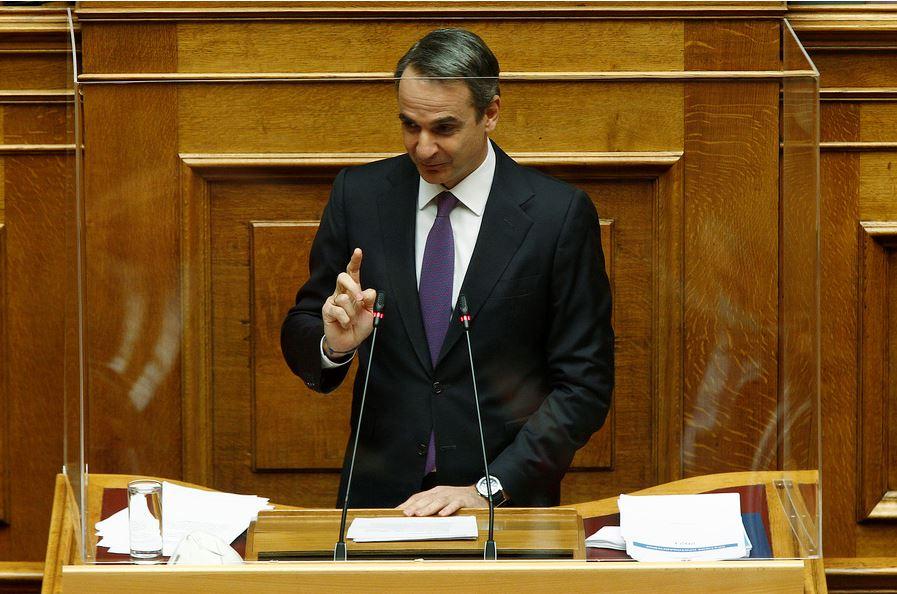 Ελληνογαλλική συμφωνία: Σήμερα η κύρωση από την Βουλή - Το μεσημέρι η ομιλία Μητσοτάκη