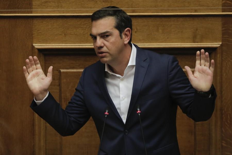 Αλέξης Τσίπρας ΣΥΡΙΖΑ