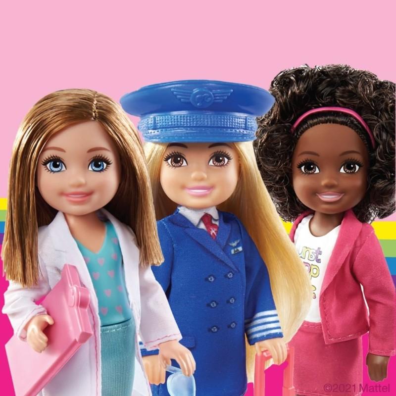 #YouCanBeAnythingBarbie: Με αφορμή τη Μέρα της Γυναίκας, η Barbie τιμά τη διαφορετικότητα