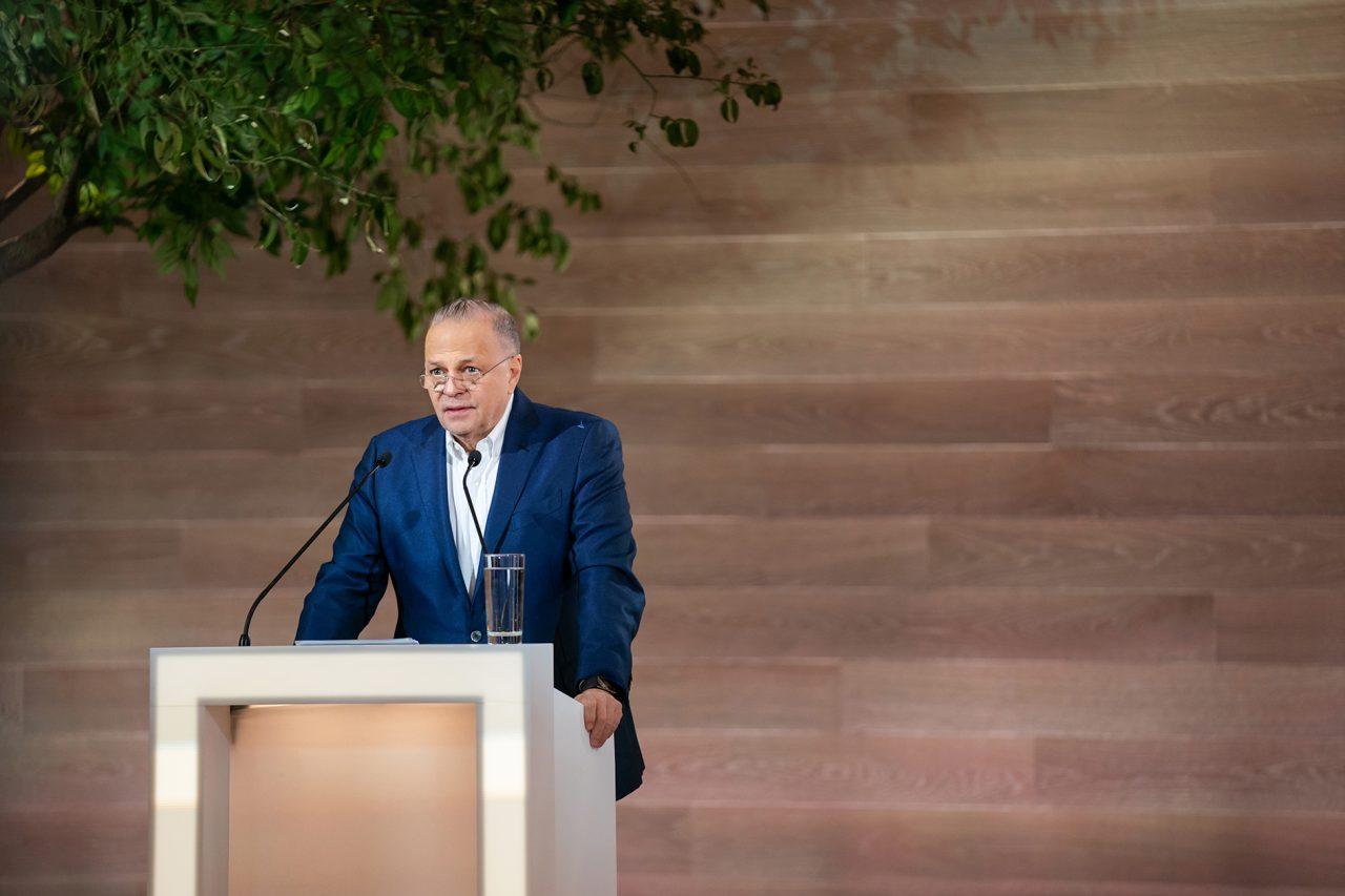 Mytilineos: Υπογραφή συμφωνίας με τη ΔΕΗ - Η Αλουμίνιον της Ελλάδος θα είναι μία πράσινη βιομηχανία