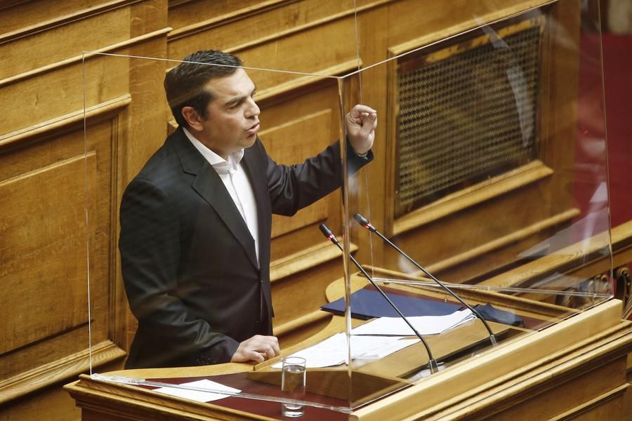 ΒΟΥΛΗ τσίπρας - tsipras vouli