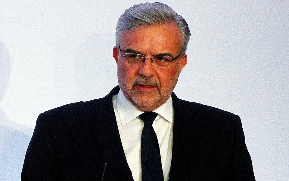 Χρήστος Μεγάλου, CEO Τρ. Πειραιώς