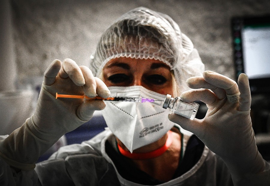 Covid19 Εμβόλια εμβολιασμός Ιταλία