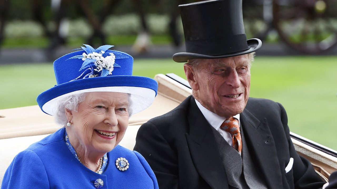 Βασίλισσα Ελισάβετ και πρίγκιπας Φίλιππος