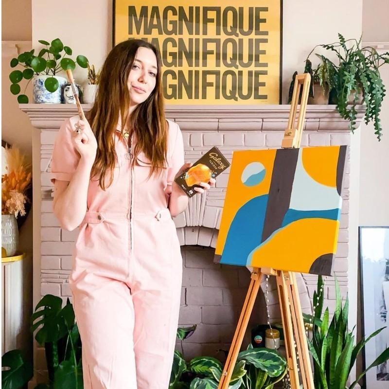Έμα Τζέιν Πάλιν: Η decor blogger που μεταμόρφωσε το αδιάφορο ενοικιαζόμενο σπίτι της σε μια απόλυτα retro κατοικία