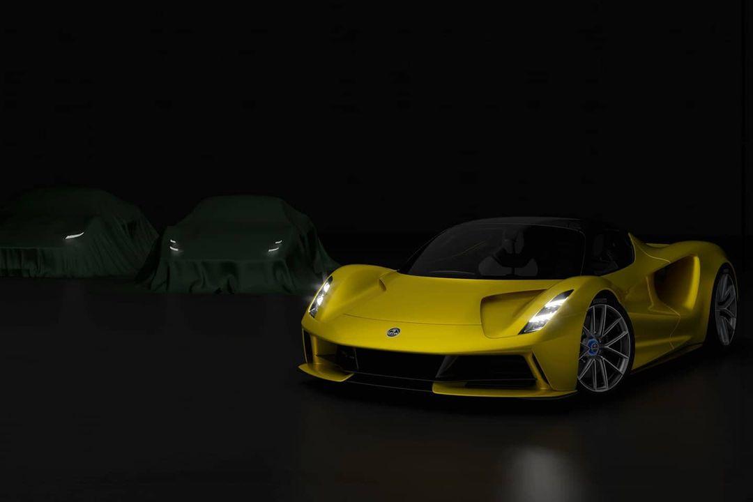 Lotus: Αυτό είναι το τελευταίο συμβατικό αυτοκίνητο – Έρχεται η νέα «πράσινη» γενιά
