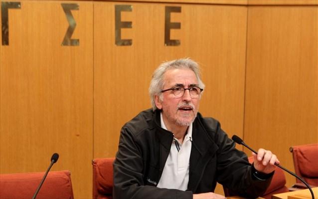 Γιάννης Παναγόπουλος. ΓΣΕΕ