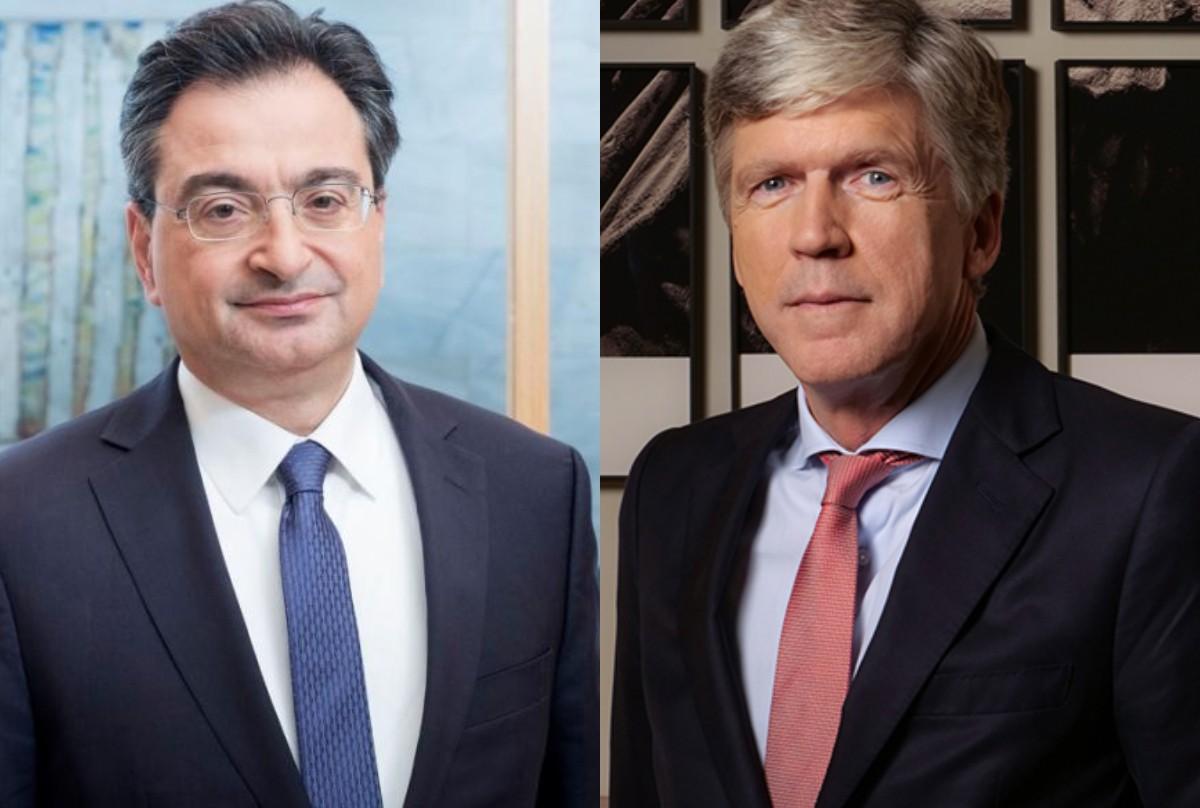 Φωκίων Καραβίας (Eurobank) - Αλέξανδρος Σαρρηγεωργίου (Eurolife FFH)