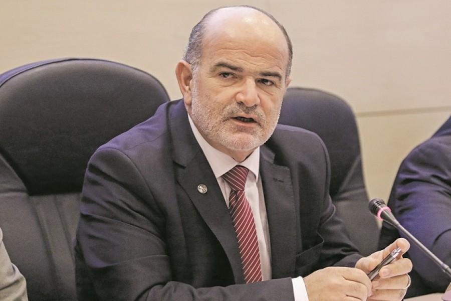 Γιώργος Καββαθάς, Πρόεδρος ΓΣΕΒΕΕ και ΠΟΕΣΕ