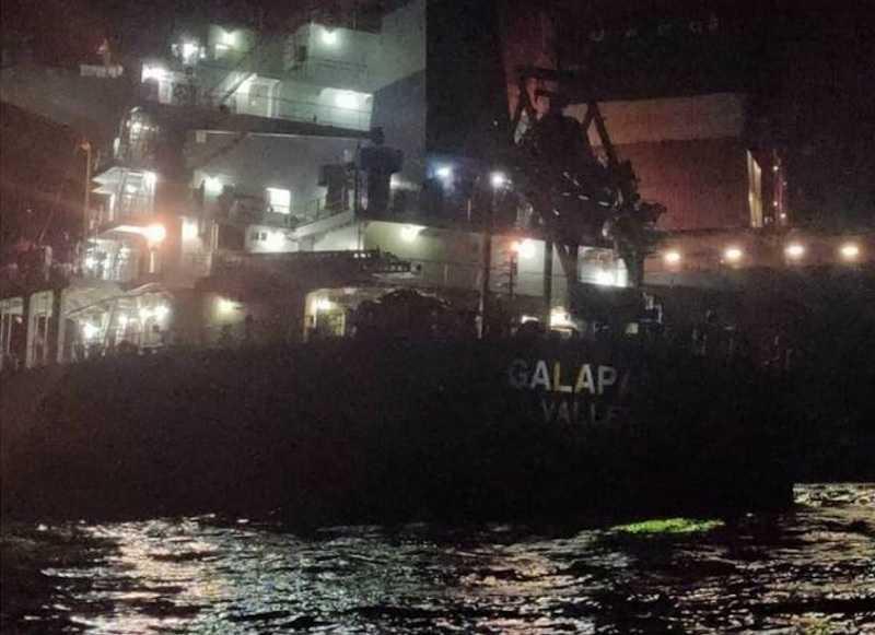 Bulker συμφερόντων του Γ. Προκοπίου συγκρούστηκε με πλοίο της Ζodiac Maritime