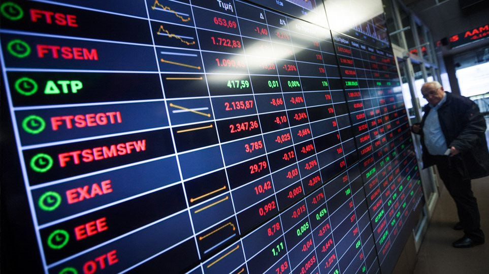 Χρηματιστήριο: Mέρισμα ΟΠΑΠ και νέες μετοχές Alpha βαραίνουν το ταμπλό