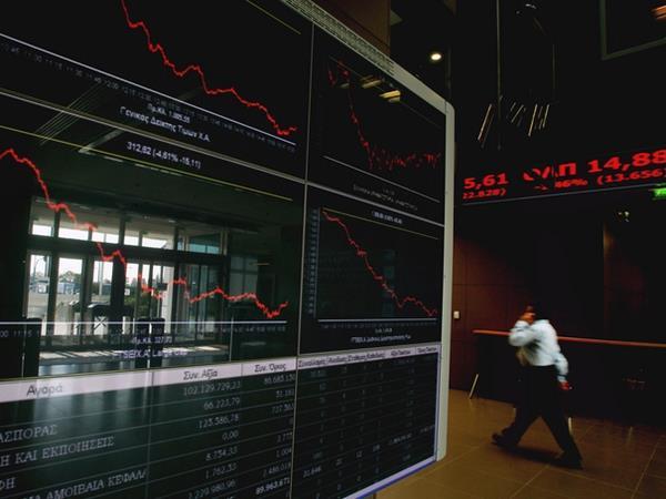 Χρηματιστήριο: Μέχρι 13,5% η διόρθωση στα blue chips από τα υψηλά της αγοράς στις 14/6