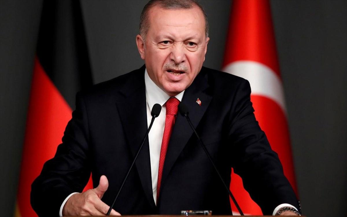 Προκλητικός ξανά ο Ερντογάν: «Η Γαλάζια Πατρίδα είναι απροσπέλαστη»