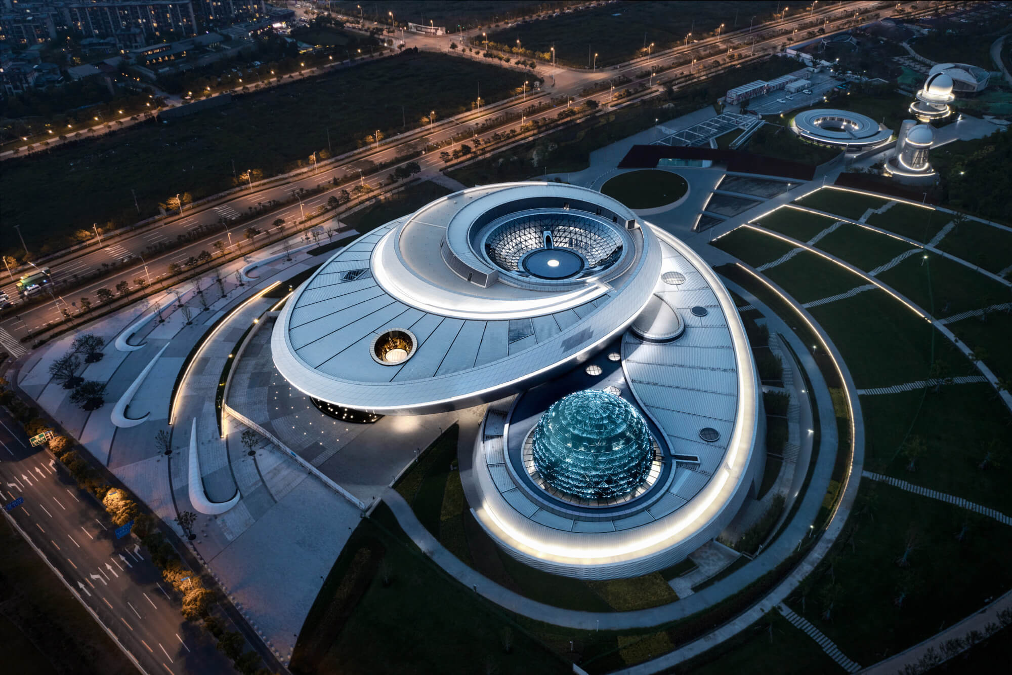 Shanghai-Astronomy-Museum