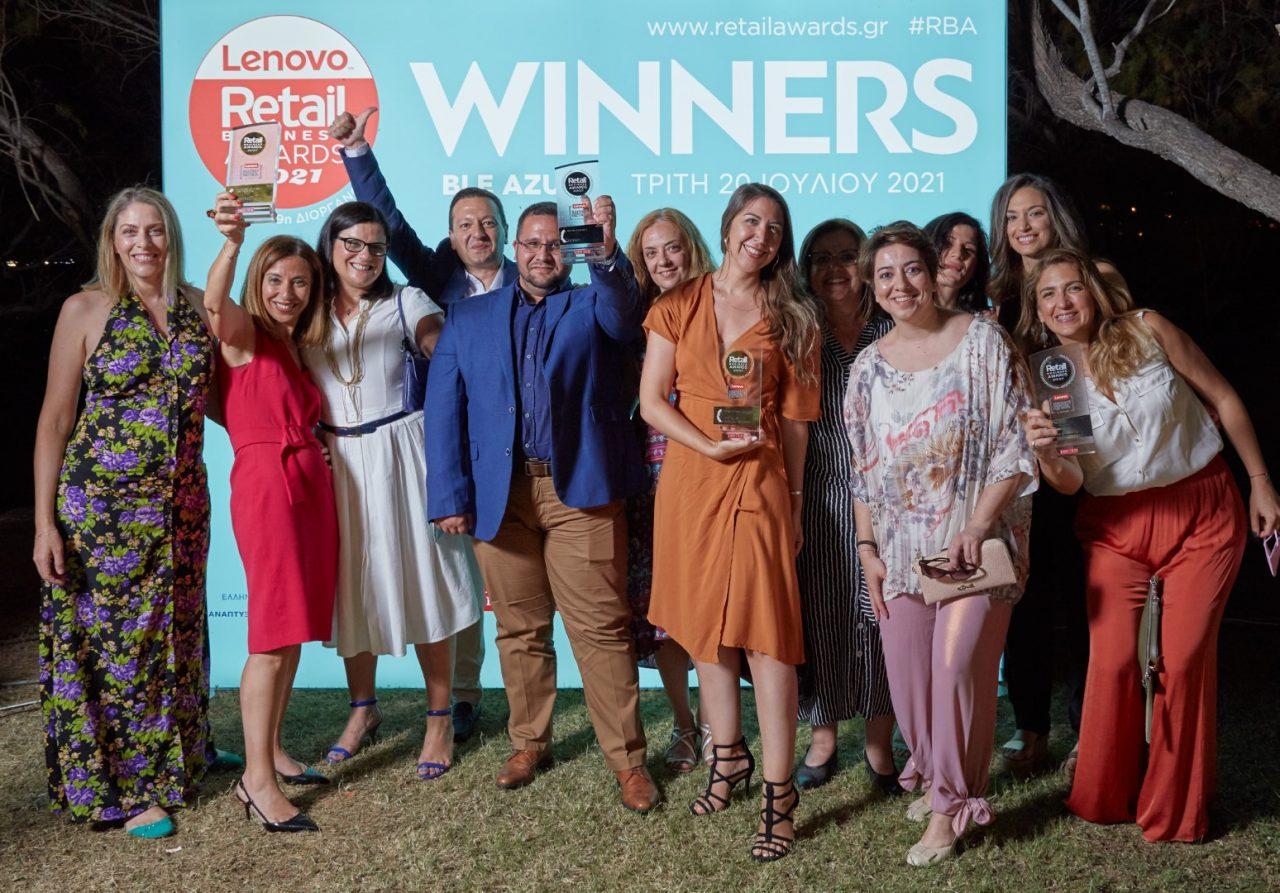 METRO AEBE: 4 Βραβεία στα Retail Business Awards 2021