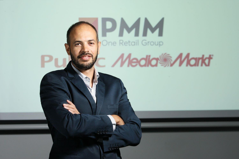Public-MediaMarkt Νέος CFO o Χρήστος Βάρσος - Στη θέση του Chief Retail Officer o Αντώνης Ματεμτζής