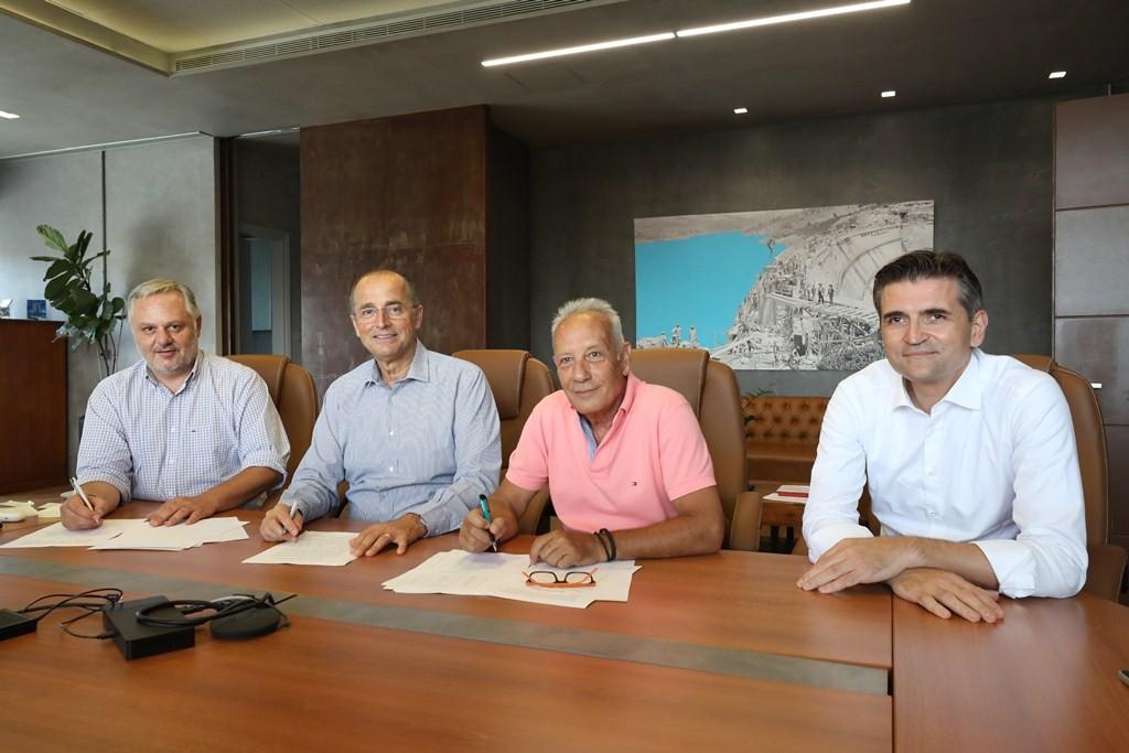 ΕΥΔΑΠ Υπεγράφη η νέα Επιχειρησιακή Συλλογική Σύμβαση Εργασίας