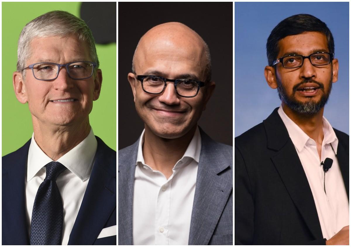 Ξεπέρασαν τις προσδοκίες των αναλυτών Apple, Microsoft και Google