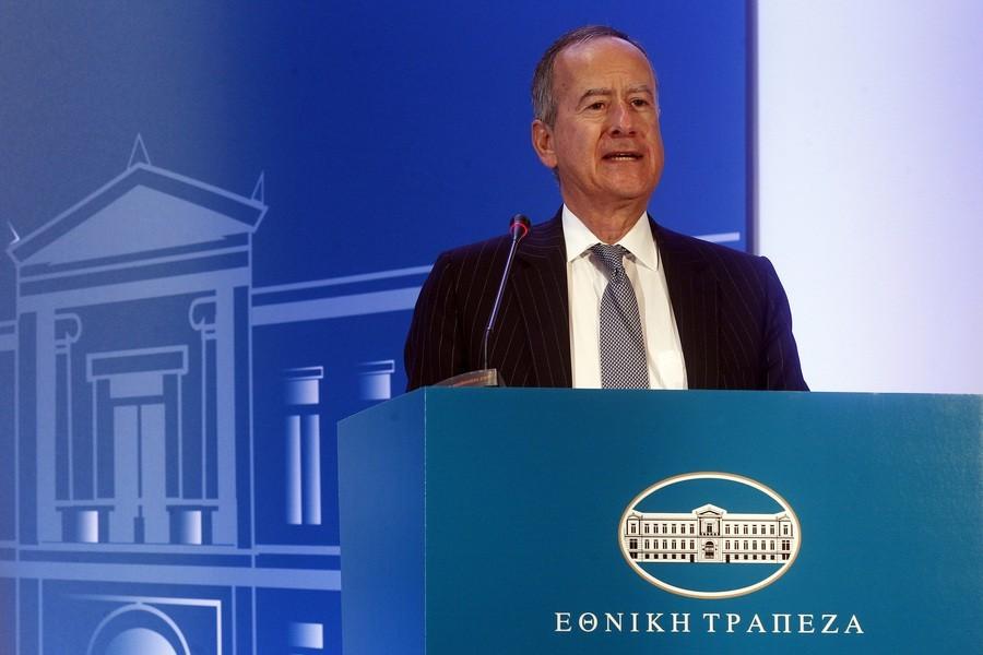 Μιχαηλίδης (ETE): Δημιουργήσαμε μία νέα ηγετική και κερδοφόρα Εθνική, την τράπεζα του μέλλοντος