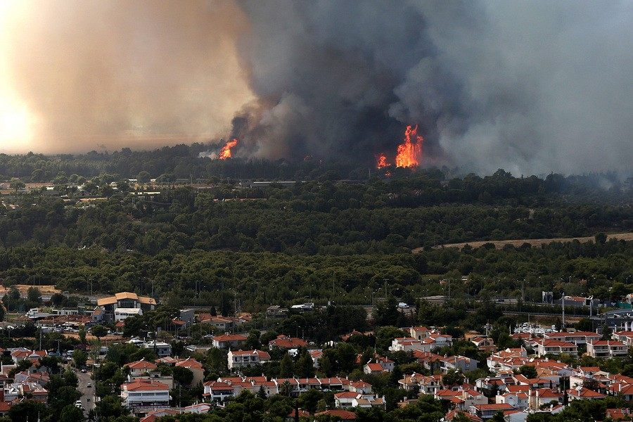 Διαψεύδονται από τον ΑΔΜΗΕ πληροφορίες σύμφωνα με τις οποίες η φωτιά στη Βαρυμπόμπη ξεκίνησε από εγκαταστάσεις του Διαχειριστή.